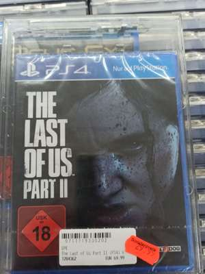 The last of us part II (Lokal Stralsund)