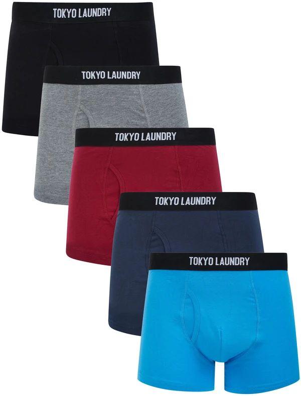 10er Bundle Tokyo Laundry Boxershorts