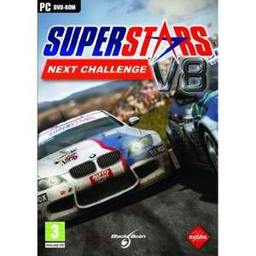 SSV8NC SUPERSTAR V8 NEXT CHALLENGE [PC GAME]