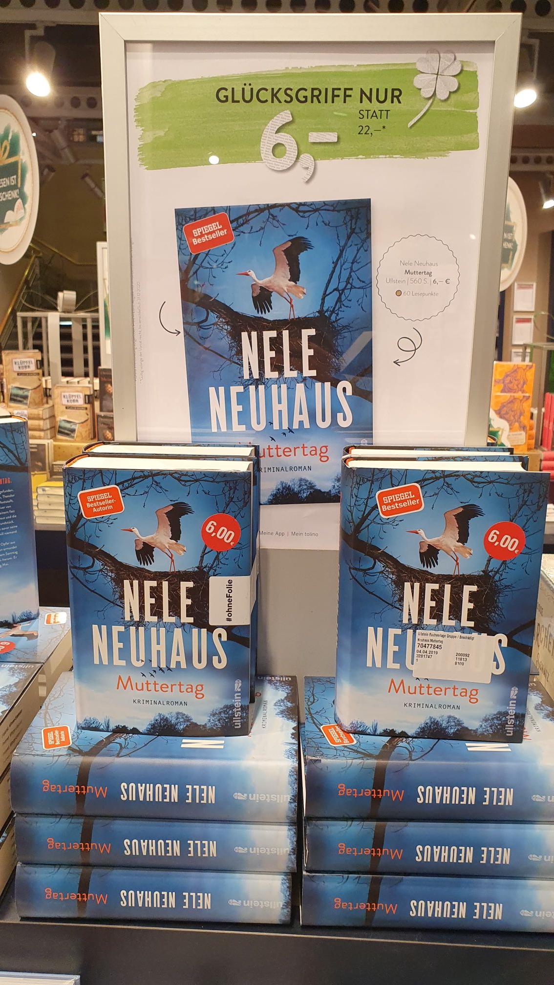 Nele Neuhaus - Muttertag
