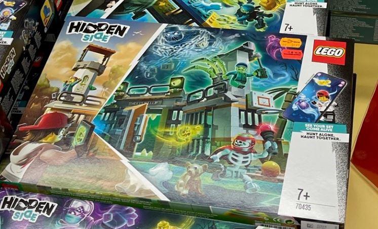 [Lokal] Lego Hidden Side mit 50% Rabatt - Toys World Gütersloh/Paderborn/Lippstadt