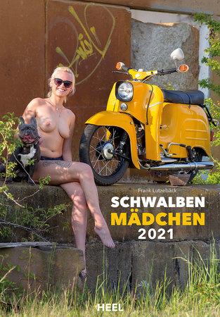 Schwalbenmädchen 2021 Kalender 48x33cm (Prime)