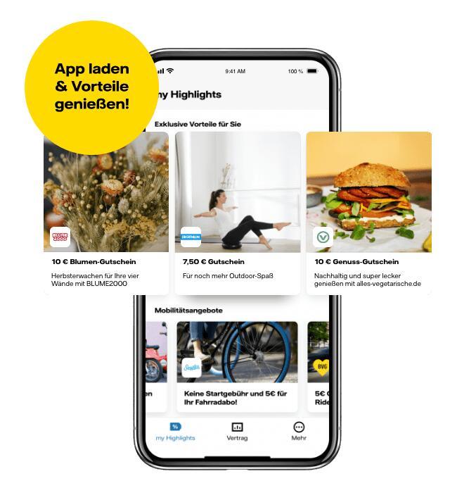 Vattenfall my Highlights (Web, App) Gutscheine für Butlers, Blume2000, Lindt, Ravensburger, SUKRAMI, Avoid Waste, PayNowEatLater, HelloFresh