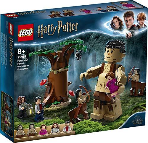 [Prime] LEGO 75967 Harry Potter Der Verbotene Wald: Begegnung mit Umbridge für 19,49 Euro