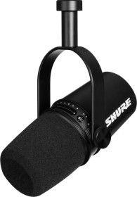 Shure MV7-K Dynamisches Mikrofon USB/XLR
