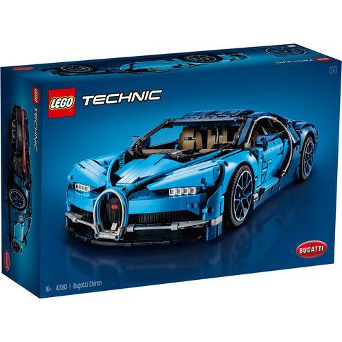 Lego 42083 Bugatti bei Galeria mit GS: galeria25