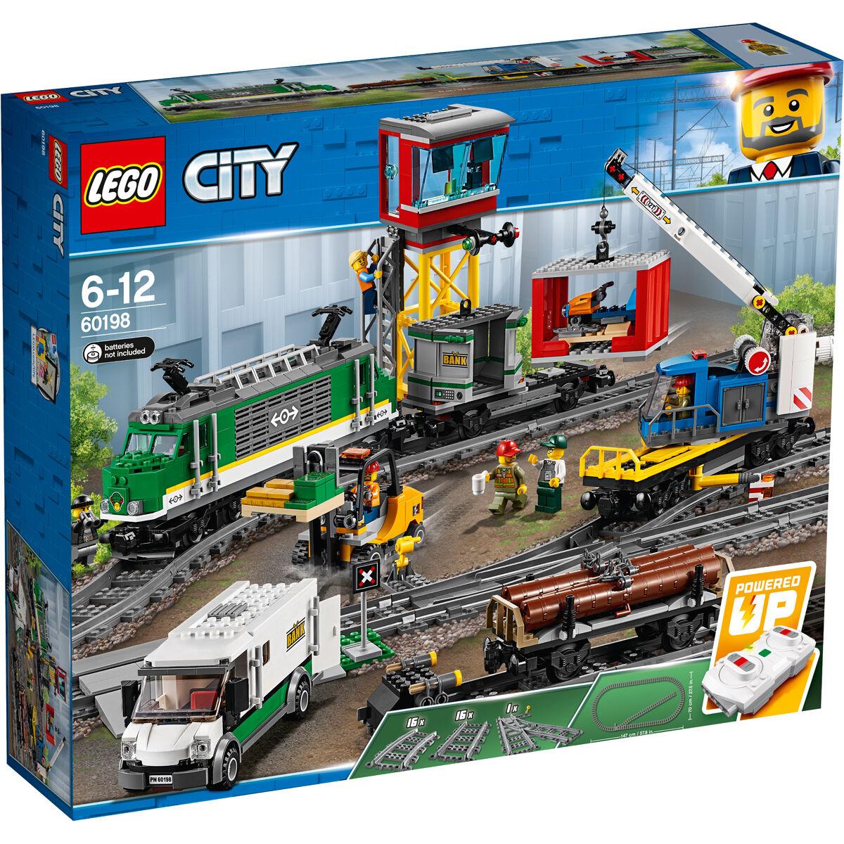 LEGO City - 60198 Güterzug [Galeria Kundenkarte und Gutschein]
