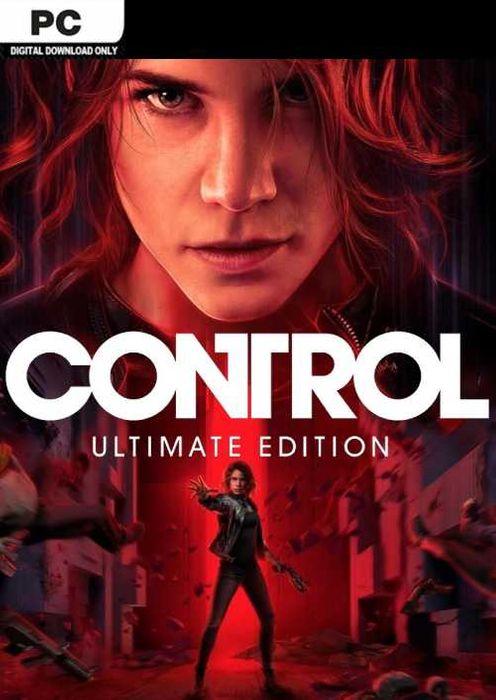 Control: Ultimate Edition (Steam PC) 13.59 @ CDKeys