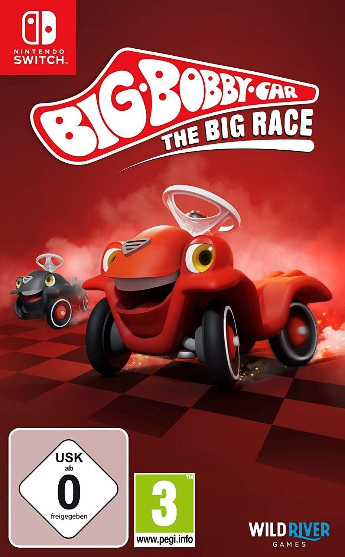 Bobby Car - THE BIG RACE - [Nintendo Switch] [Mediamarkt & Saturn Abholung]