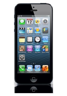 iPhone 5 16GB schwarz, EU Ware  604,94 €
