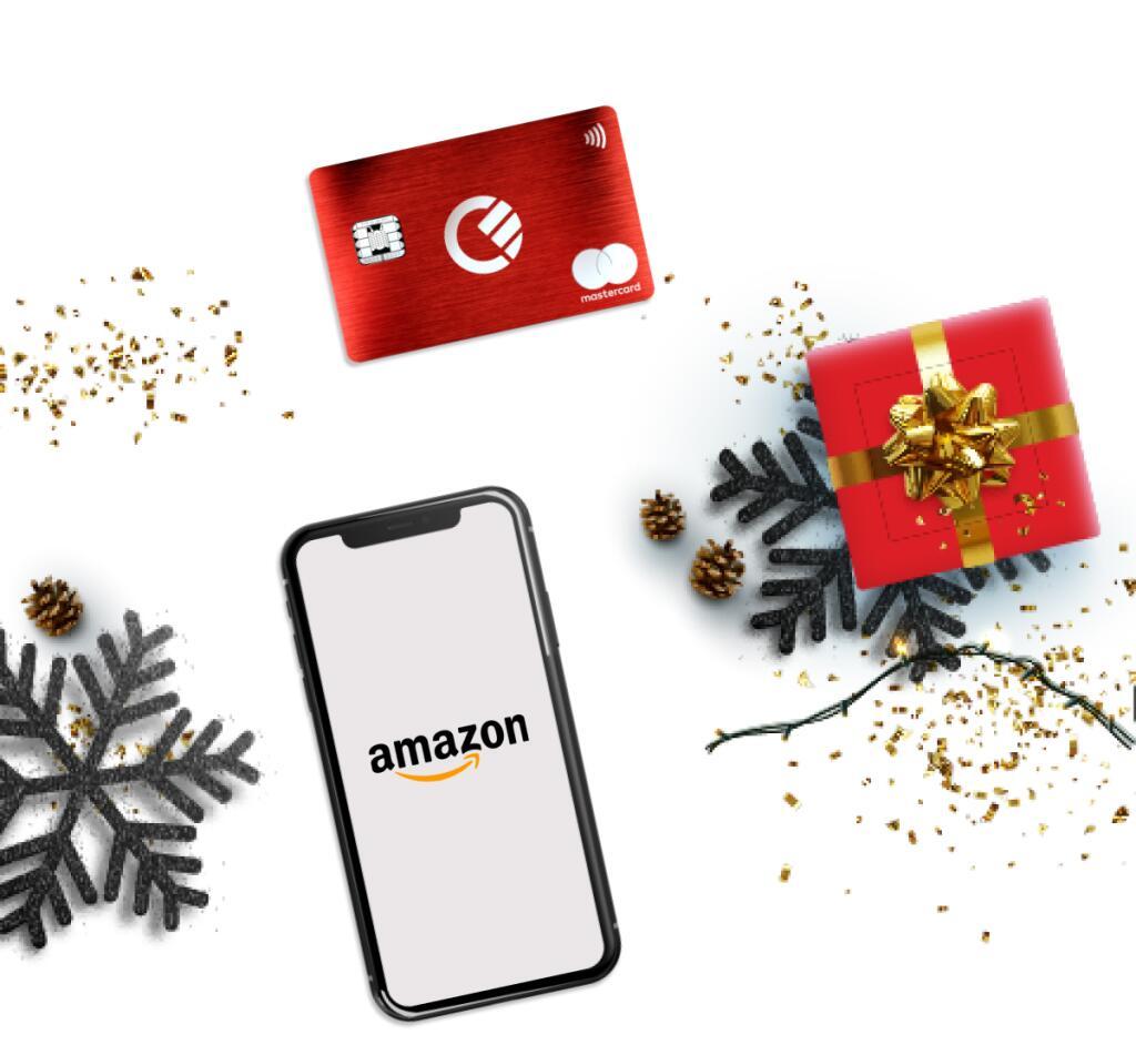 (PERSONALISIERT) 10 Pfund Cashback für CURVE-Inhaber auf Amazon-Bestellungen (max. 10 GBP)