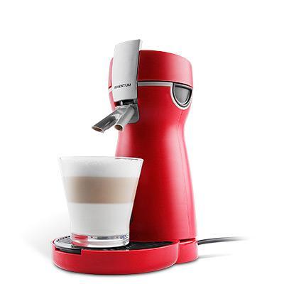 Inventum HK2 Cafémezzo Kaffeepadmaschine für 12,97€+4,97€ Versand [druckerzubehoer.de]+Schweizer Messer+Handy Anti-Rutsch-Pad+Fotocards gratis