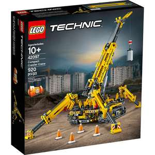 LEGO® Technic - 42097 Spinnenkran