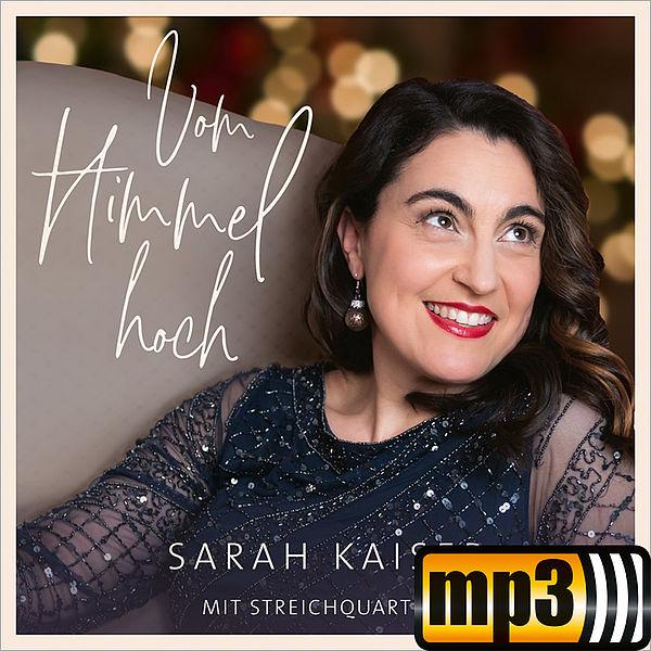 """Gratis / Kostenlos: Song """"Mary, Did You Know"""" von Sarah Kaiser (mp3-Download, statt 0,99€)"""