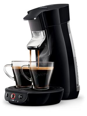 Philips Senseo Viva Café HD6561/68 für 46,99€ + Cashback für 200 Kaffeepads (bis zu 64,75€ durch eingesendeten Kassenbon)