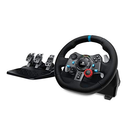 [Amazon.fr] Logitech G29 Driving Force Gaming Rennlenkrad, Zweimotorig Force Feedback, 900° Lenkbereich, Racing Leder-Lenkrad