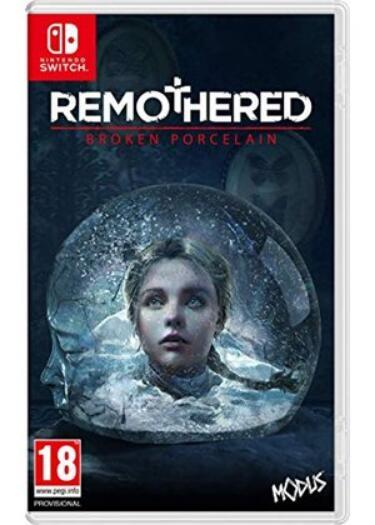 Remothered: Broken Porcelain (Switch) für 24,45€ inkl. Versand (Base.com)