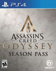AC Odyssey Season Pass PS4 (psn store)
