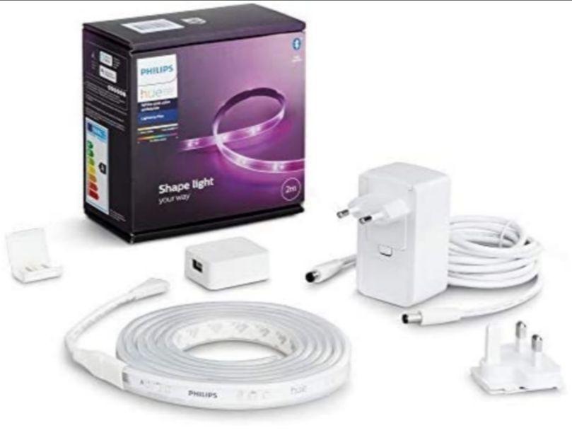 [amazon IT] Philips Hue Light Strip 2m für 58,99 plus 4,74€ Versand