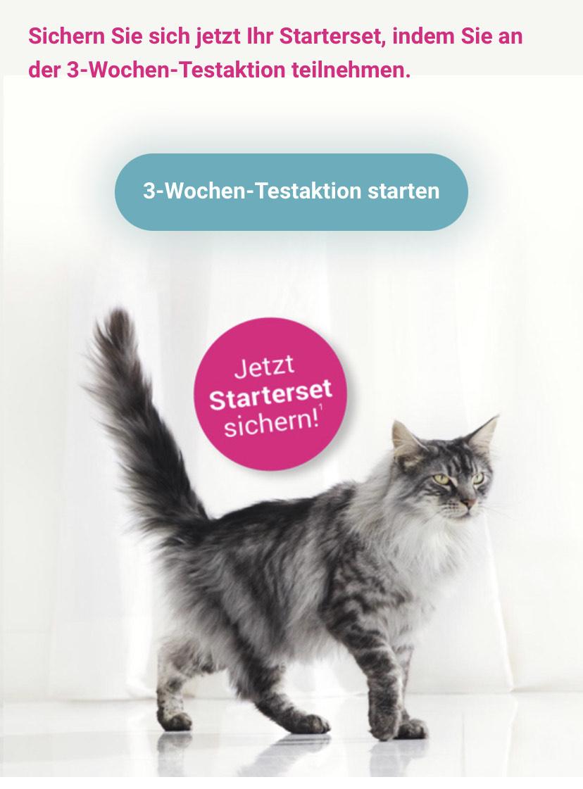 3 Wochen Testaktion Purina One Katzenfutter