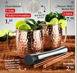 Woolworth: Moscow Mule Becherset (2 Stück) - ab 05.12.