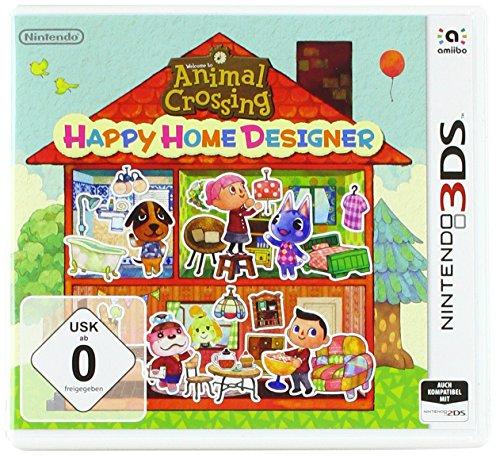 (Prime) Animal Crossing Happy Home Designer - [Nintendo 3DS]