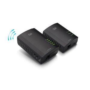 *PREISFEHLER* Linksys PLWK400 Powerline Wireless Network Extender Kit (200Mbps)