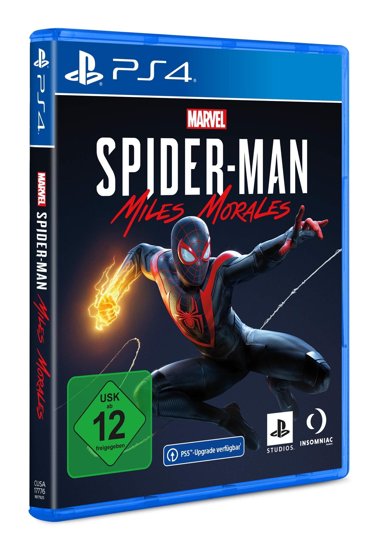 Spider-Man: Miles Morales [PlayStation 4]
