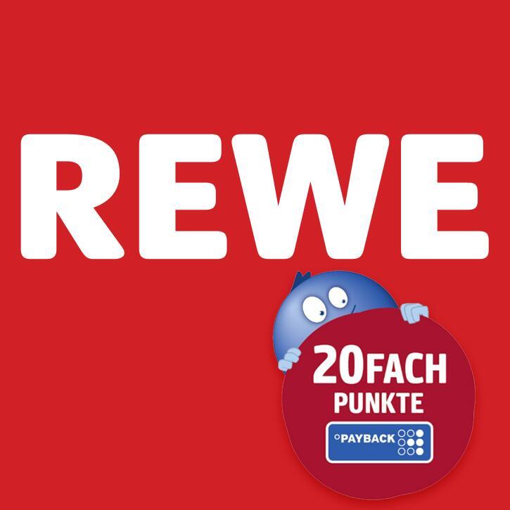 20-fach Payback Punkte auf den gesamten Einkauf bei REWE - bis 05.12.