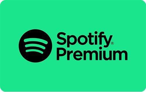 Spotify Premium 60€ Guthabenkarte für 51€ (nur Monatsabo)