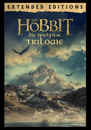 [iTunes] Der Hobbit Trilogie 4K - Extended Edition