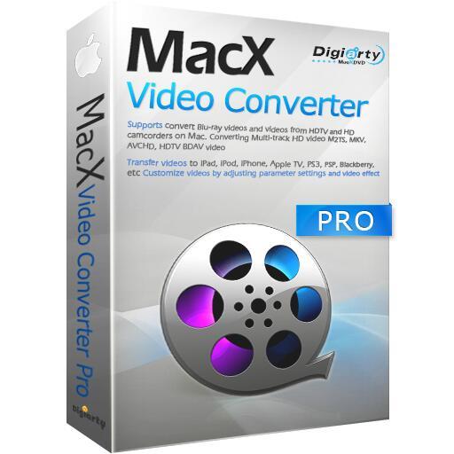 Hol dir den MacX Video Converter Pro im Wert von 54,95€ kostenlos