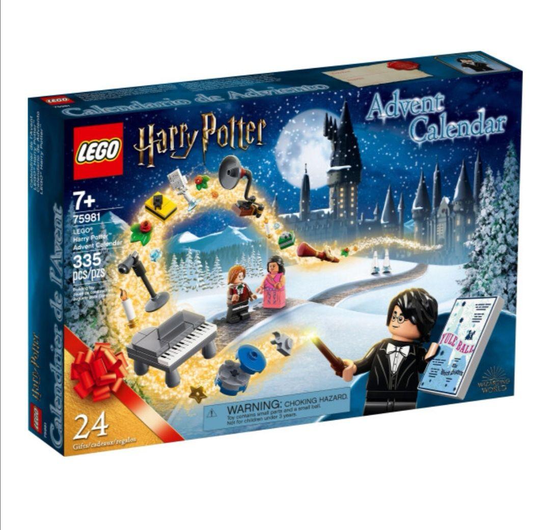 [lokal] LEGO Harry Potter Adventskalender 75982
