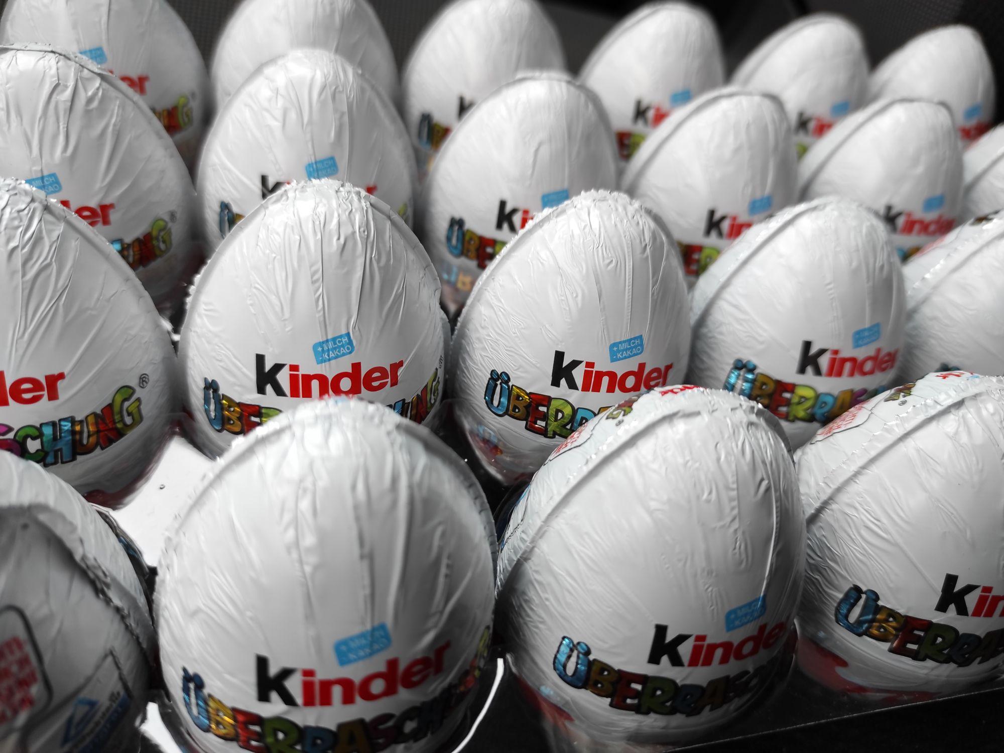 Netto Markendiscount - Kinderüberraschungs Eier