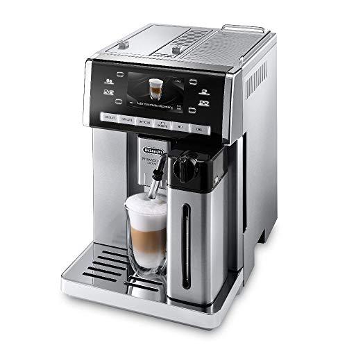 [Amazon.it] De'Longhi PrimaDonna ESAM 6900.M Kaffeevollautomat mit Milchsystem, Cappuccino und Espresso auf Knopfdruck, 4,6 Zoll TFT Display