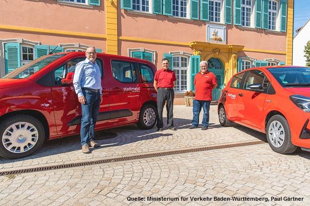 20€ Guthaben für Stadtmobil Stuttgart