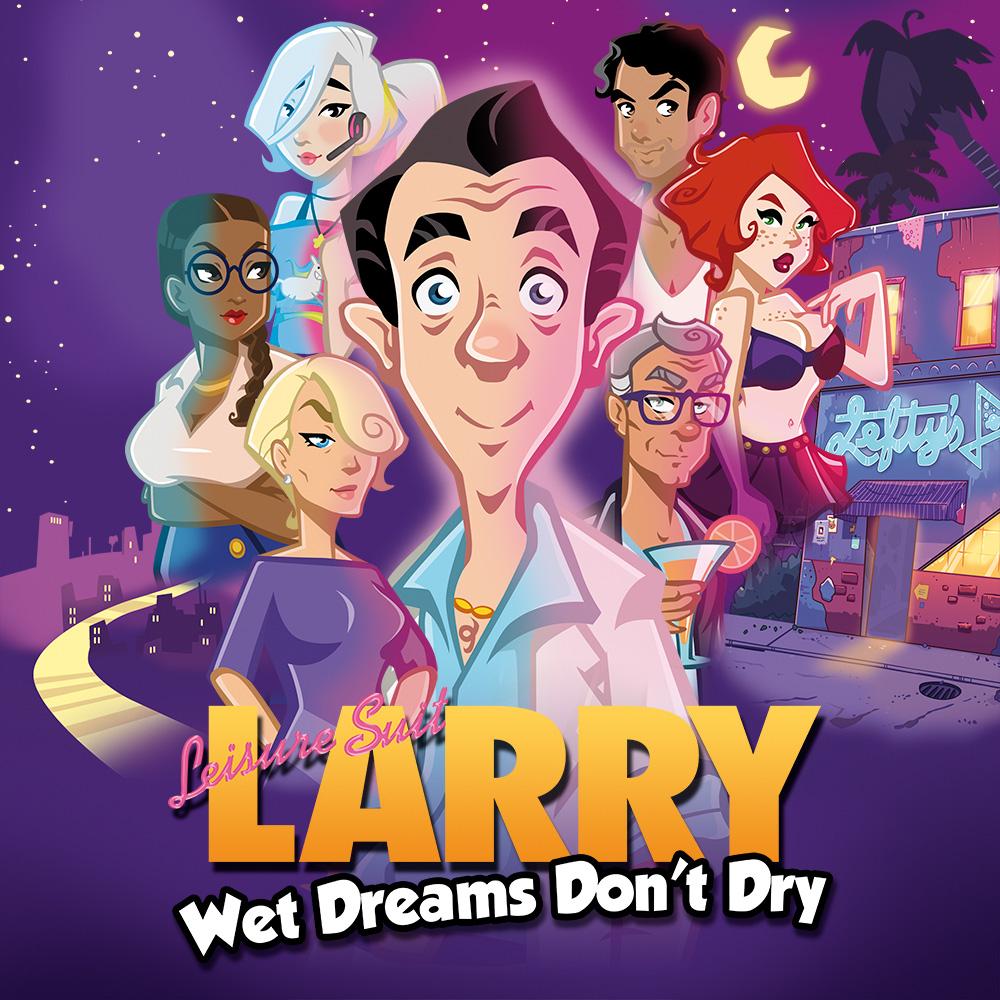 Leisure Suit Larry - Wet Dreams Don't Dry (Switch) für 7,99€ (eShop)