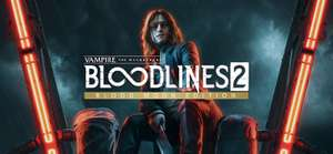 Vampire: The Masquerade - Bloodlines 2: Blood Moon Edition PC (gog RU mit VPN)