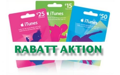 [offline] 20% Rabatt auf 25€ iTunes Karten bei HEM Expert [lokal]