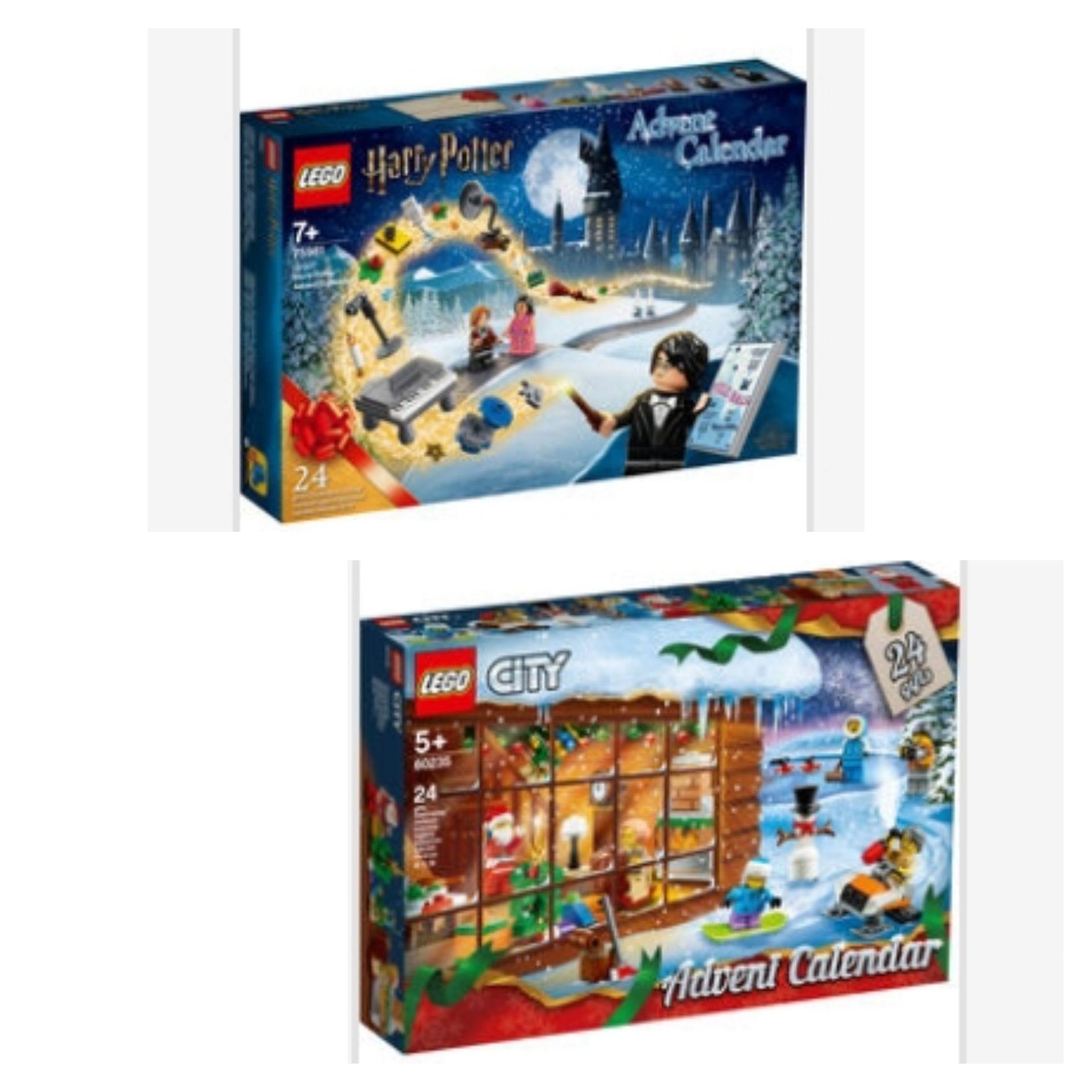 Galeria App Lego Adventskalender 75981 und 60235 = 27,98€