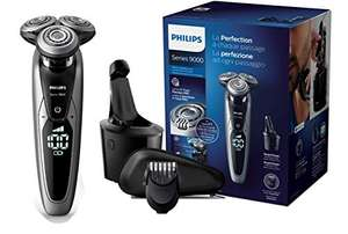 Philips S9711/32 Rasierer inkl. Bartstyler & Reinigungsstation Pro für 121,35€ inkl. Versandkosten
