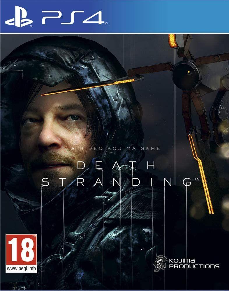 Death Stranding (PEGI) [Playstation 4]