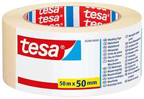 tesa Malerband 50m x 50mm - wenn es zuhause langweilig wird
