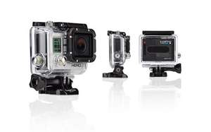 GoPro Action Cam HD HERO 3 Silver Edition