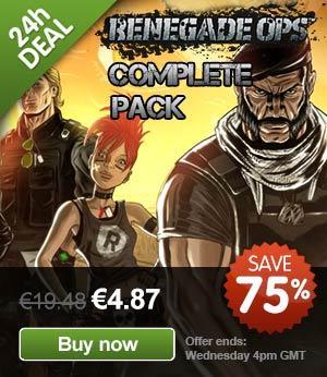 [STEAM] Renegade Ops Complete (inkl aller Addons) für 3,90€ bei GMG