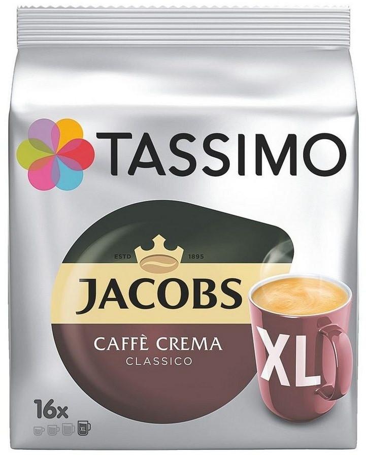 (alle LIDL-Filialen) 30% auf Tassimo Jacobs Caffè Crema classico XL T-Disc