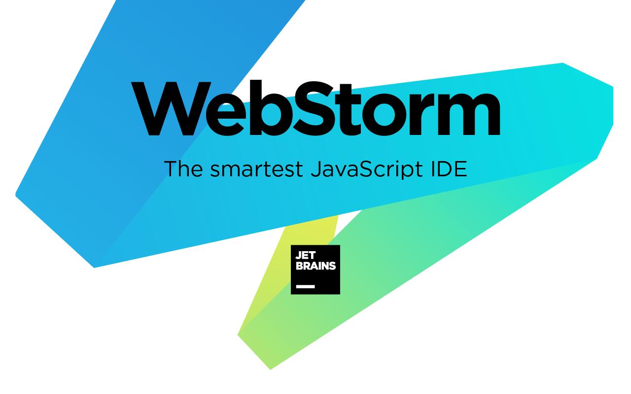Webstorm by Jetbrains