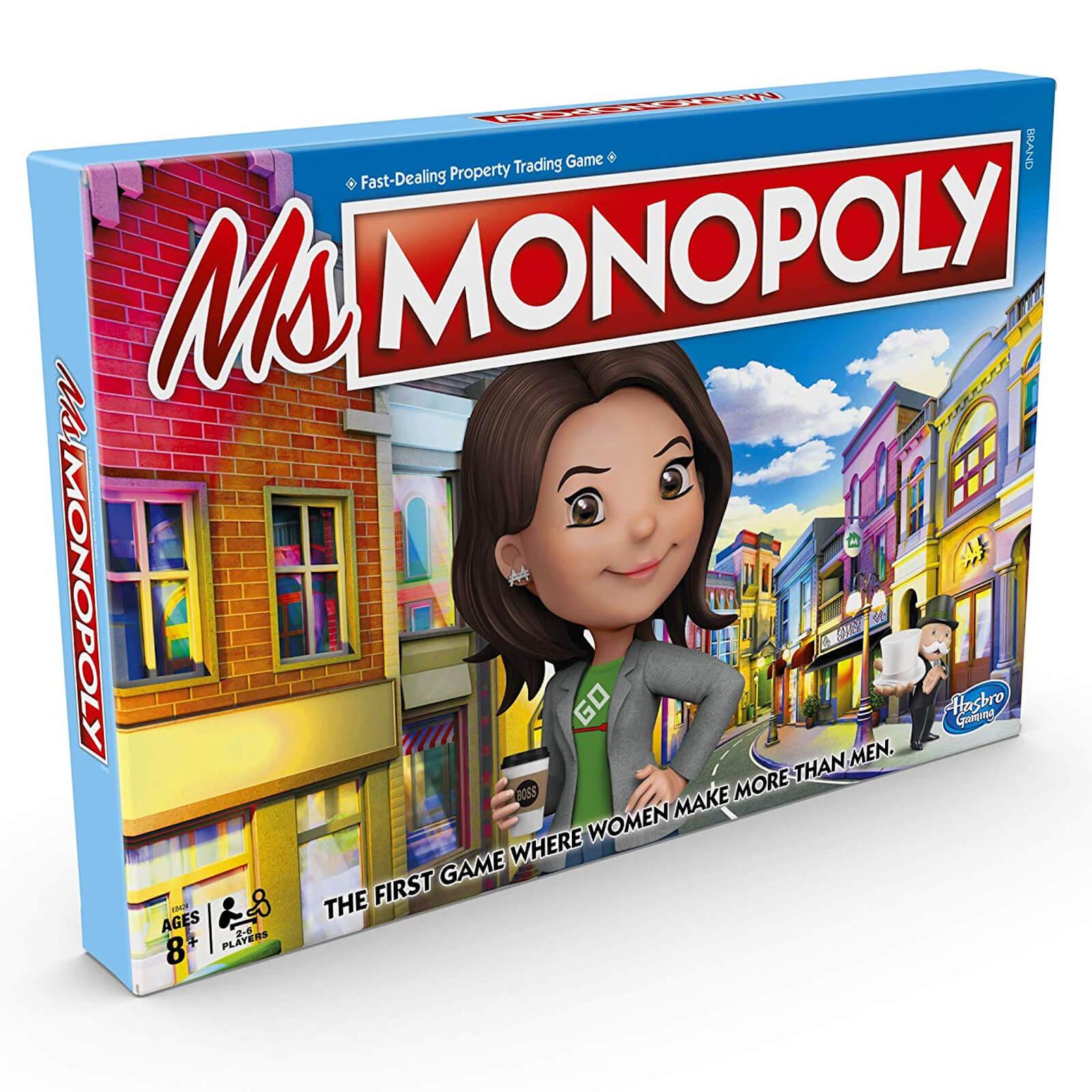 MS Monopoly für 7,96€ @ iWOOD
