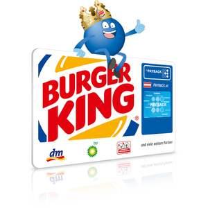 20-fach Payback Punkte Coupon bei Burger King - bis 27.12.