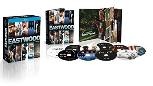 Clint Eastwood Collection mit 10 Filmen (Blu-ray) für 43,12€ inkl. Versand (Amazon FR)
